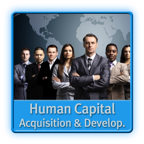 Human Capital Acquisition and Development (HCAD) - System #6