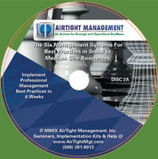 Management System Audio CD