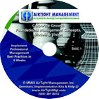 AirTight Management - Corporate Growth and Foundational Management Concepts, Models & Vision